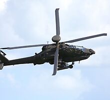 AH 64 Apache by PhilEAF92
