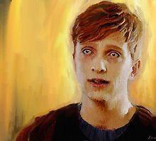 Kieren Walker Zombie Boyfriend by Lucien-Blue