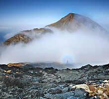 English Lake District Brocken Spectre by Martin Lawrence