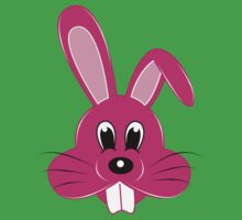 Pink Bunny Kids Clothes