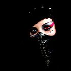 Masked Woman by TerraChild
