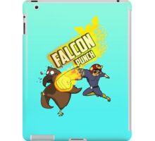 FALCON PUNCH! iPad Case/Skin