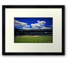 Wrigley Field 03 Framed Print