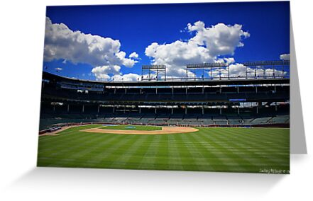 Wrigley Field 03 by Lindsey McKnight