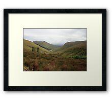 Rural Donegal Framed Print