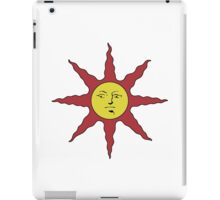 Dark Souls Solaire Of Astora Sunbro iPad Case/Skin