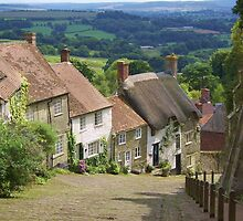 The 'Hovis' Hill, Shaftesbury by wiggyofipswich