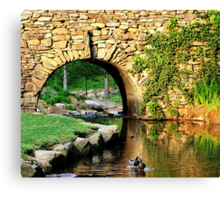 *Picturesque and Peaceful* Canvas Print