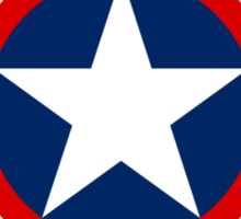 Roundel of the South Vietnam Air Force, 1955-1975 Sticker