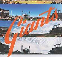 San Francisco Giants Season Ticket View at AT&T Park by 19burg