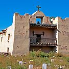 Churches of New Mexico by David DeWitt