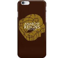 House Helix: Anarchy Reigns iPhone Case/Skin