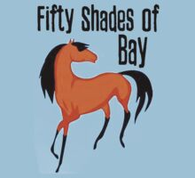 Fifty Shades of Bay - Tshirts & Hoodies by Awesome Arts