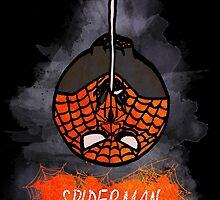 Potato Spiderman by welcomethemadne