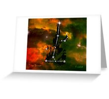 ES Birthsigns: The Tower Greeting Card