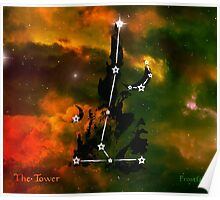 ES Birthsigns: The Tower Poster