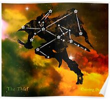 ES Birthsigns: The Thief Poster
