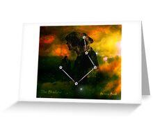 ES Birthsigns: The Shadow Greeting Card