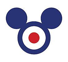 Mickey Mod Photographic Print