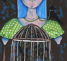 Bird Cage by Endofmarch