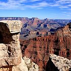 Grand Canyon - South Rim View by aidan  moran