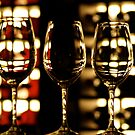 glass before light: 759 views by stickelsimages