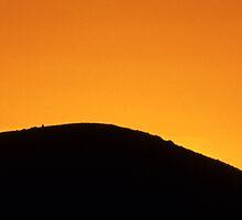 Goulburn Valley Sunset by Travis Easton