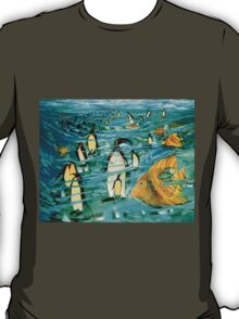 TROPICAL  MIGRATION T-Shirt