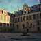 Courtyard of Kronborg Castle by Andrea Rapisarda