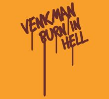 Venkman Burn in Hell by Brian Edwards