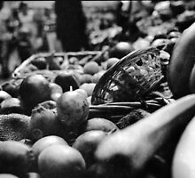 Fruit & A Basket by rorycobbe