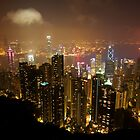Hong Kong Colours by William Lee