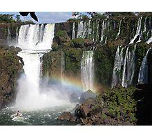 Under the Rainbow Photographic Print