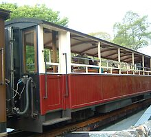 Steam Train Carriage 2 by martlowe104