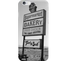 First place for Miles iPhone Case/Skin