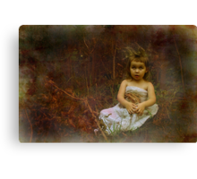 Youngling  Canvas Print