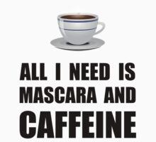 Mascara And Caffeine Kids Clothes