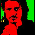 ORLANDO BLOOM-DEMON DAYS by OTIS PORRITT