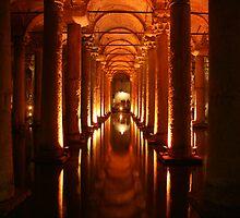 The Basilica Cistern by matt ucar