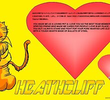 Kid Soldier Valentines (Heathcliff) by TakeshiMedia