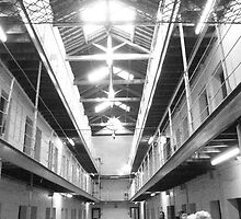 Fremantle Prison - cell blocks by georgieboy98