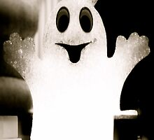 The friendly ghost by JTomblinson
