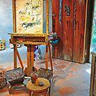 DeGrazia, Gallery In The Sun by rmanruss