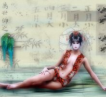 Oriental Effect  by frogster