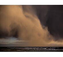 Monster Cloud Photographic Print