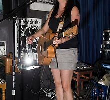 The Belle Havens @ The Record Crate, December '13 by bjwok