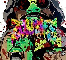 flatbush zombies by ELANG69