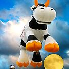 The Cow Jumped Over The Moon © by Mary Campbell