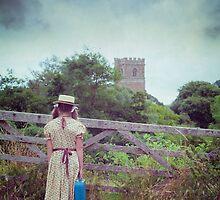 enjoying the countryside by Joana Kruse