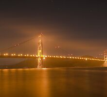 Golden Gate Bridge by Ben Pacificar